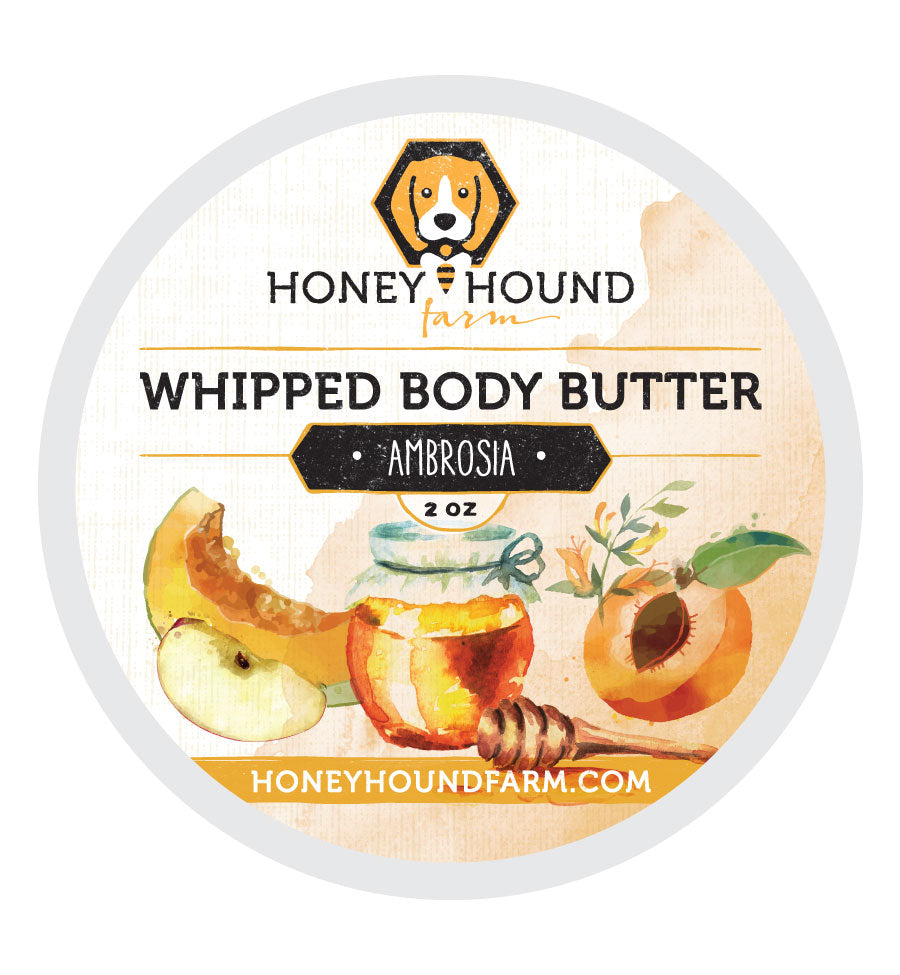 Ambrosia Whipped Body Butter