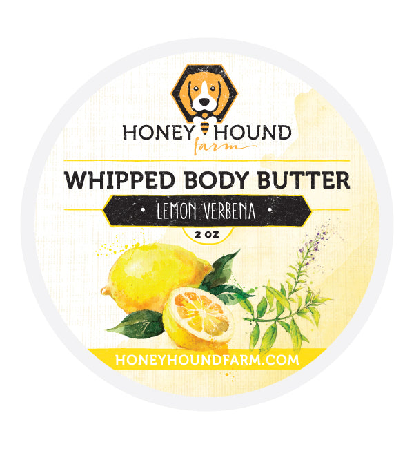 Lemon Verbena Whipped Body Butter