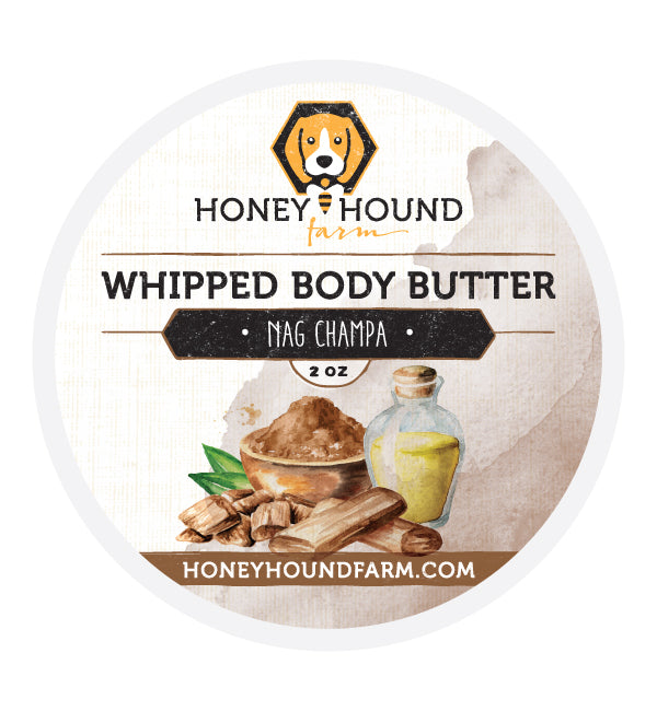 Nag Champa Whipped Body Butter