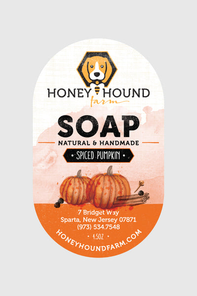Spiced Pumpkin Soap