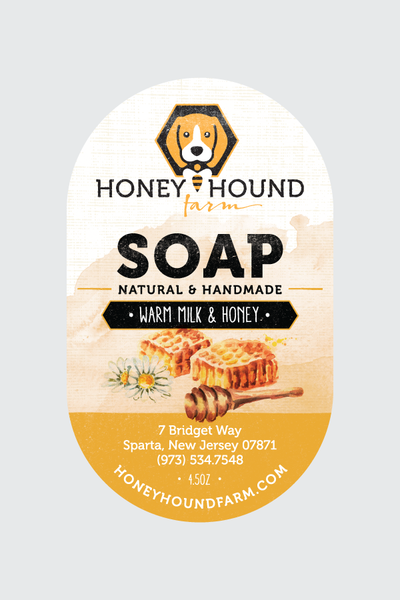 Warm Milk & Honey Soap