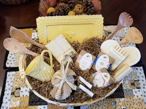 Deluxe Hostess Gift Basket