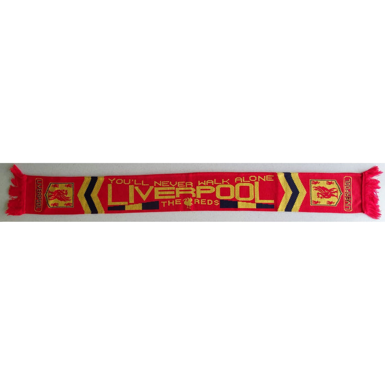 Liverpool You'll never walk alone sjaal