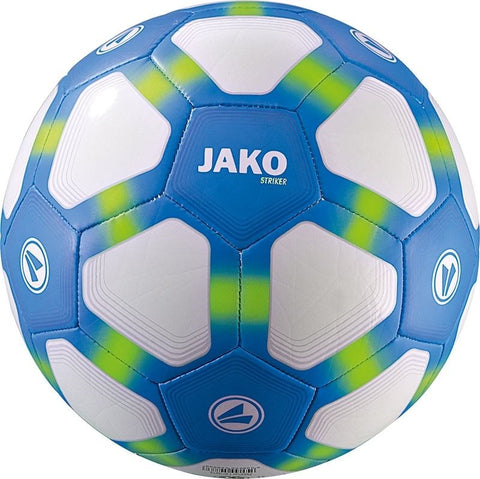 Jako jeugdbal Striker Light blauw maat 4