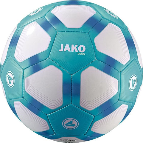 Jako jeugdbal Striker Light aqua maat 4