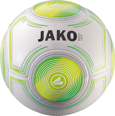 Jako jeugdbal Matchbal Light groen maat 3