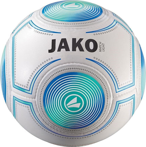 Jako jeugdbal Matchbal Light aqua maat 4