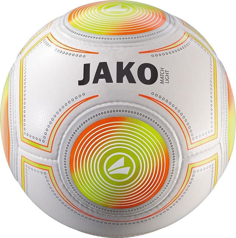 Jako jeugdbal Matchbal Light oranje maat 5
