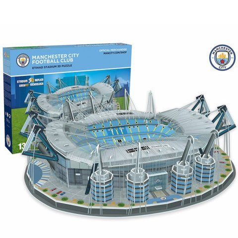 Manchester City 3D puzzel stadion