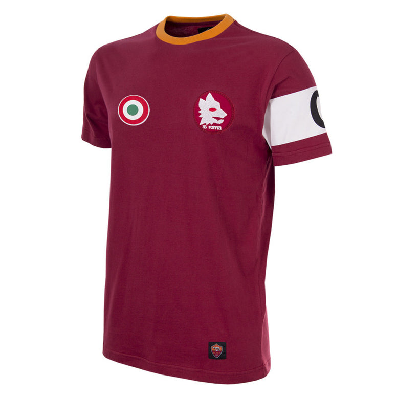 AS Roma Copa t-shirt captain
