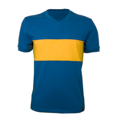 Copa Boca Juniors retroshirt 60s