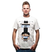 Paper Toy t-shirt 6552