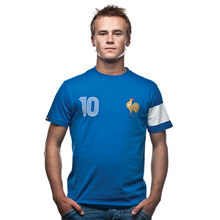 France Capitaine t-shirt 6554