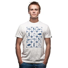 Copa Delftware t-shirt 6555