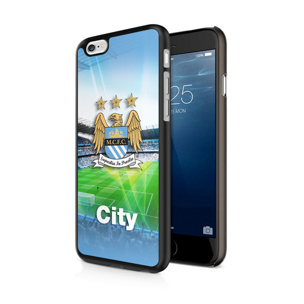 Manchester City iPhone 6 3D Hard Phone Case