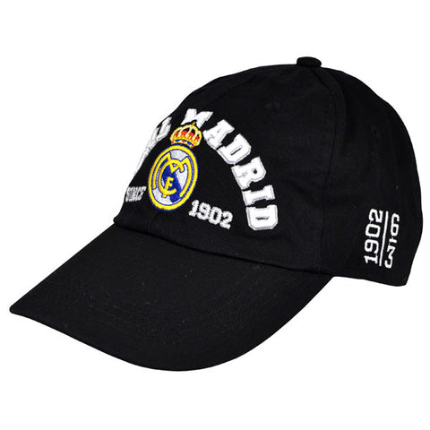 Real Madrid baseball cap