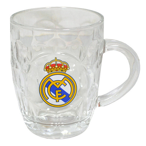 Real Madrid bierglas