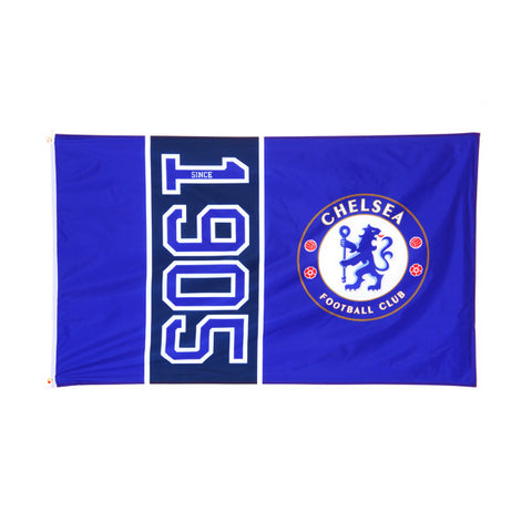 Chelsea FC since 1905 vlag