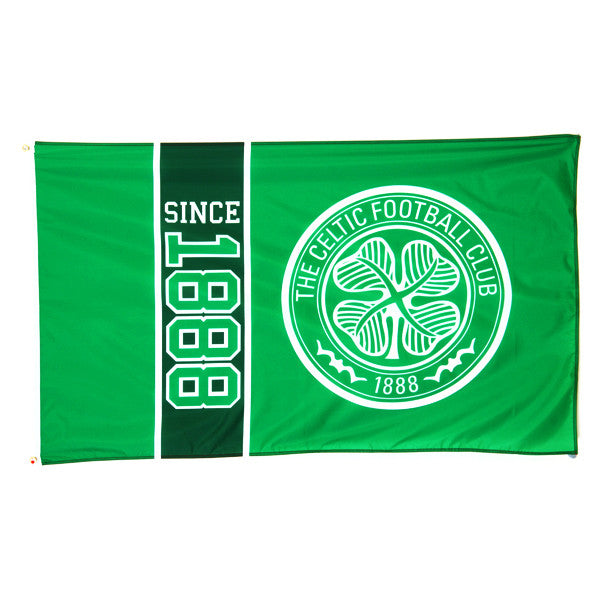 Celtic since 1888 vlag