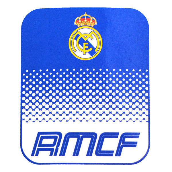 Real Madrid fade fleece deken