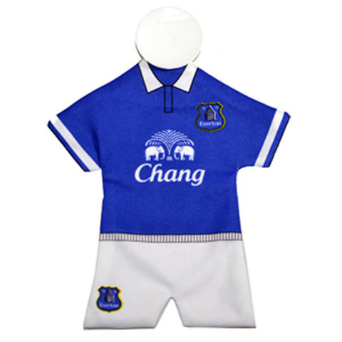 Everton mini kit hanger