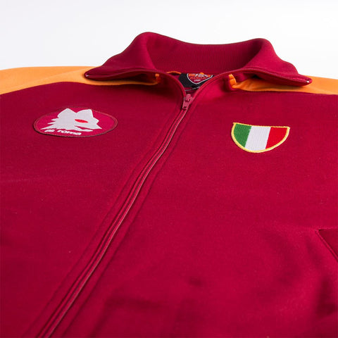 AS Roma Copa retro voetbaljacket 881