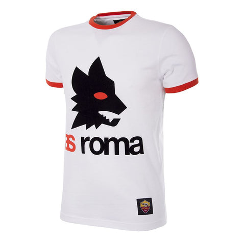 AS Roma retro Copa designed by t-shirt