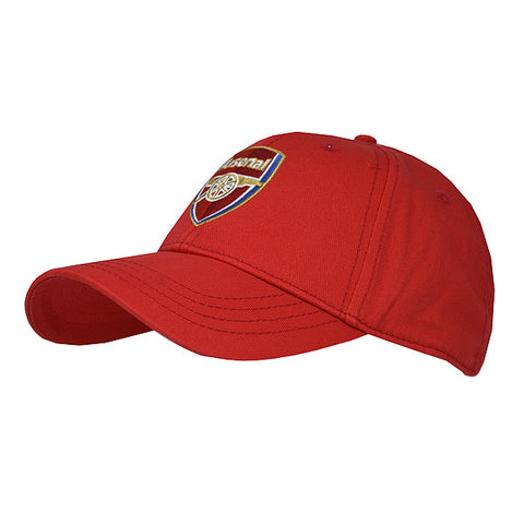 Arsenal rode cap met logo