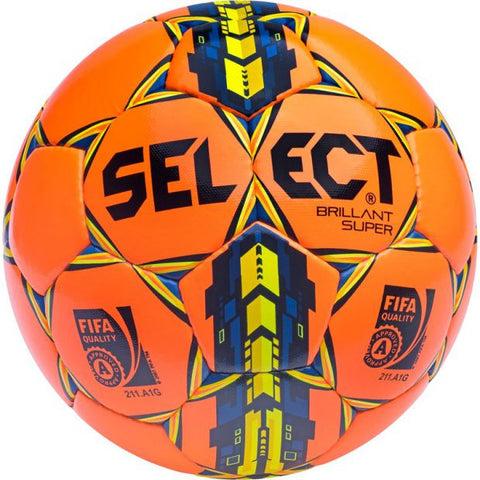 Select voetbal Brillant Super O maat 5