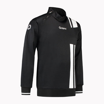 Olympic Calcio Sweater Black