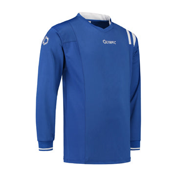 Olympic voetbalshirts calcio shirt royal-wit (116-XXL)