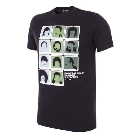 Football Famous Haircuts Copa designed by t-shirt