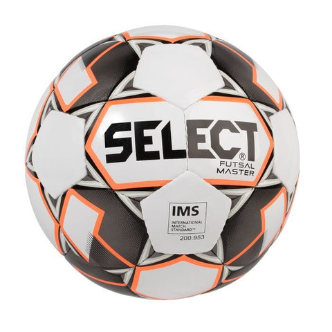 Select voetbal indoor Futsal Master Shiny