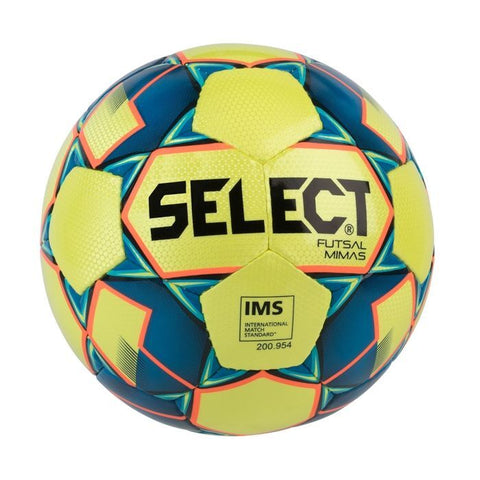 Select voetbal indoor Futsal Mimas Yellow