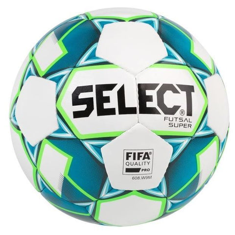 Select voetbal indoor Futsal Super Blue