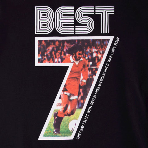 Copa George Best Miss designed by t-shirt