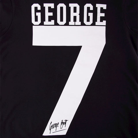 Copa George Best Number 7 designed by t-shirt