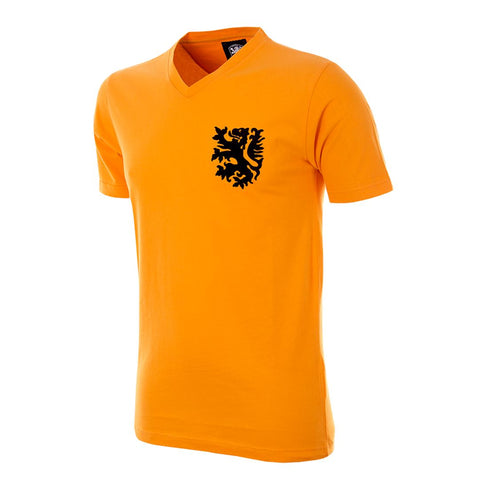 Holland V-neck Copa Captain designed by t-shirt