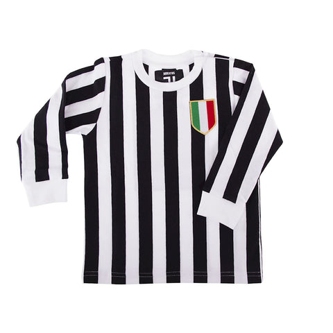 Juventus Copa my first retro voetbalshirt kids