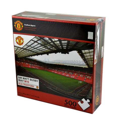 Manchester United puzzel Old Trafford