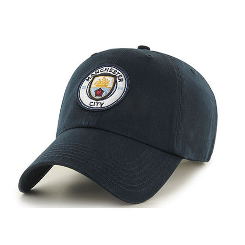 Manchester City baseball cap navy