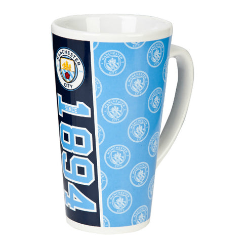 Manchester City latte mok