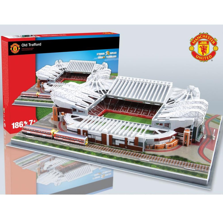 Manchester United 3D puzzel stadion