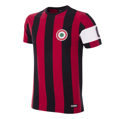 AC Milan Capitano Copa designed by t-shirt