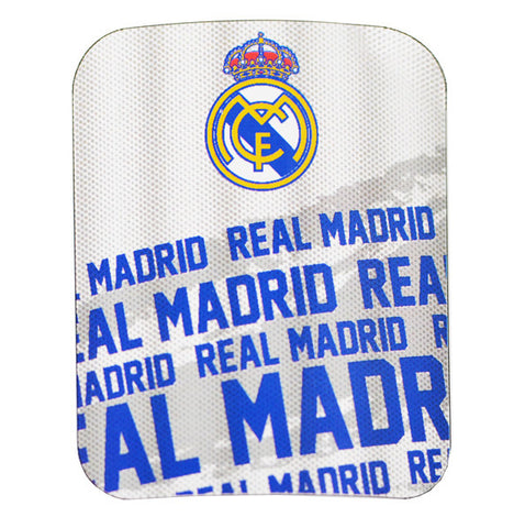 Real Madrid fleece deken