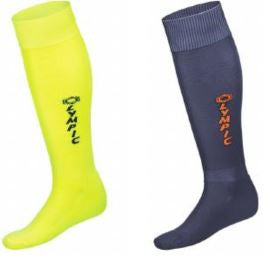 Olympic keepers kousen fluo yellow black