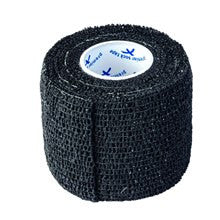 Olympic protection tape zwart