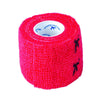 Olympic protection tape rood