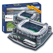 Real Madrid 3D puzzel stadion