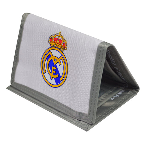 Real Madrid portefeuille crest